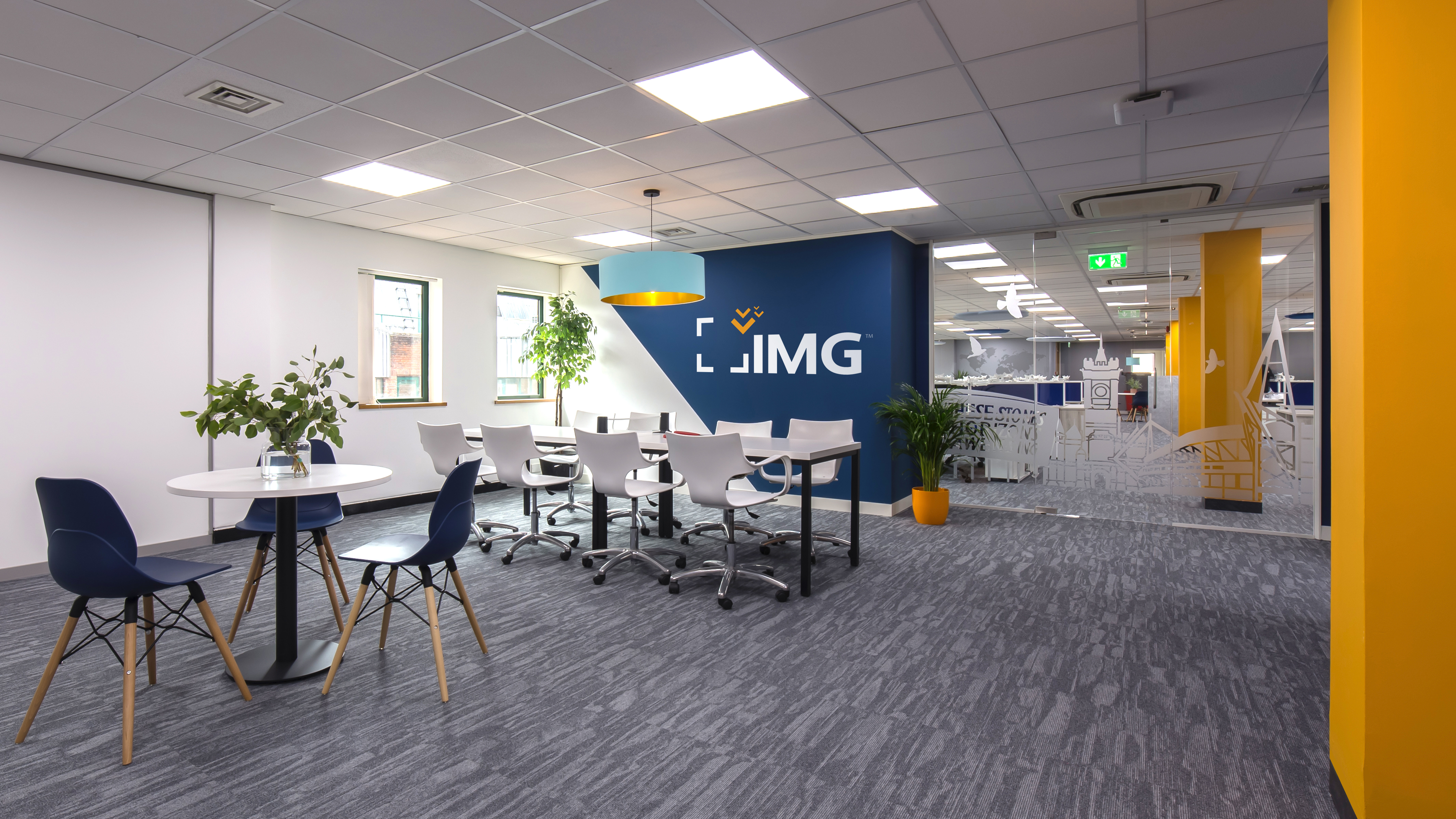 IMG Cardiff Office